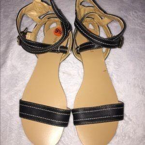 Women's Nine West Sandals Size 9.5